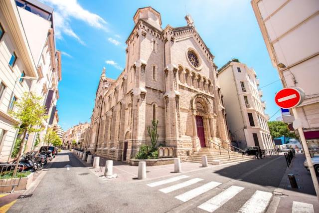 Templo de Notre Dame de Bon Voyage