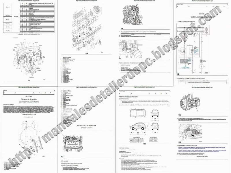 manuales de taller do pc  manual de taller daewoo tacuma