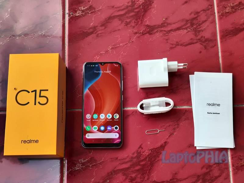 Paket Pembelian Realme C15