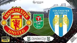 Манчестер Юнайтед - Колчестер Юнайтед смотреть онлайн бесплатно 18 декабря 2019 прямая трансляция в 23:00 МСК.