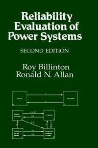 Reliability Evaluation Of Power Systems Pdf