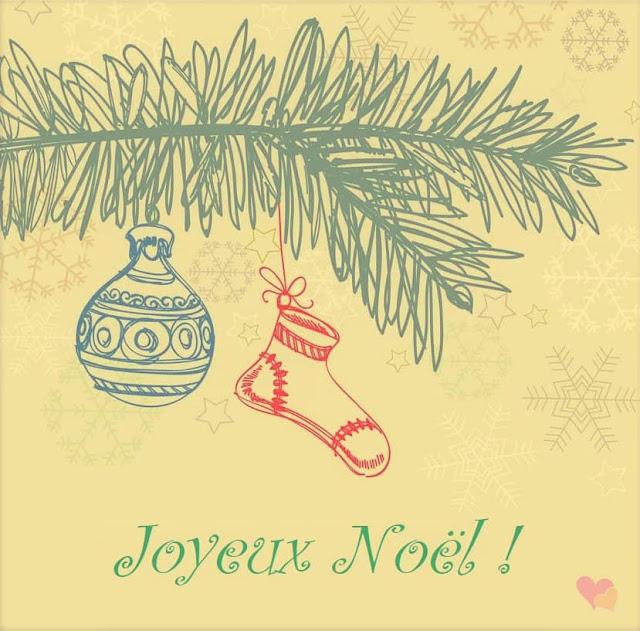 Joyeux Noël sous le sapin