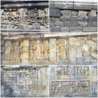 Arca di Candi Borobudur