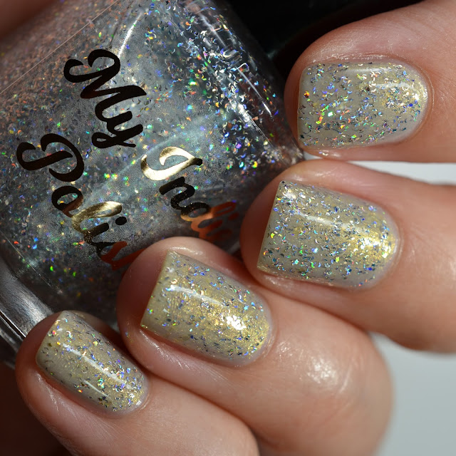 My Indie Polish Get Your Tinfoil Hat swatch