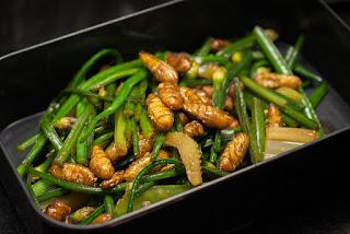 Photo of Fried Silkworm