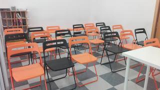la sala taller reunión libera-t
