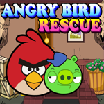 Play Games4King Angry Bird Rescue
