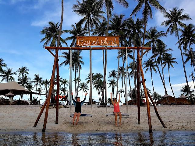Wisata Pulau Ranoh Batam