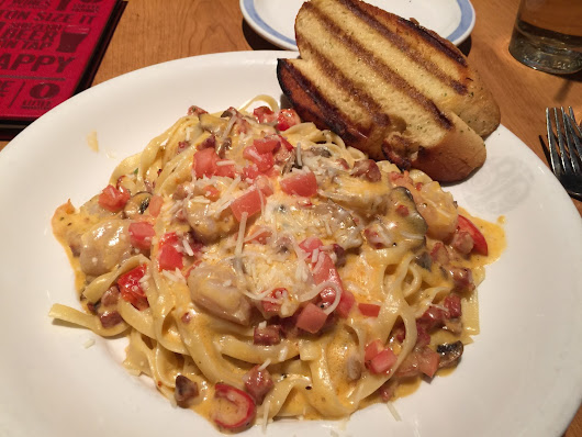 Review: Dinner @ Boston Pizza, North York