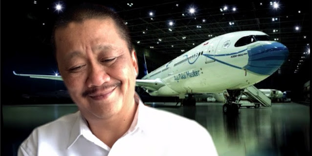 Modal Minus Hingga Rp 41 Triliun, Dirut Garuda Mengaku Salah