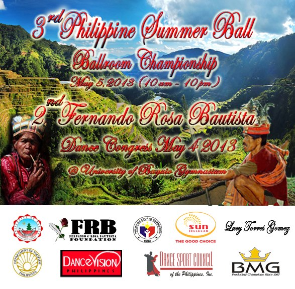 3rd Philippine Summer Ball in Baguio
