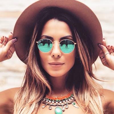 Oculos De Sol Rayban Espelhado Rosa   David Simchi-Levi 7e30d8c80e