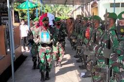 Penghormatan Terakhir TNI Untuk Veteran Pejuang Kemerdekaan RI Ngawen