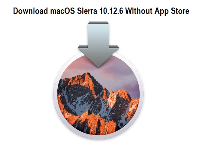 Download macOS Sierra 10.12.6 Without App Store