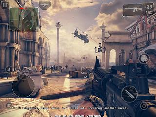 Modern Combat 5 Blackout Mod Apk v2.7.2a (GOD MODE)