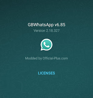 Download Latest GBWhatsapp Version 6.75 APK For Android