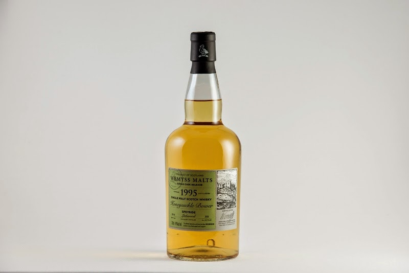 "1995 Linkwood Distillery ""Honeysuckle Bower"""