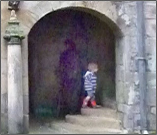 Chillingham Castle Ghost Enlarged