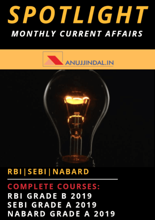 SPOTLIGHT-Monthly-Current-Affairs-July-2019-For-All-Competitive-Exam-PDF-Book