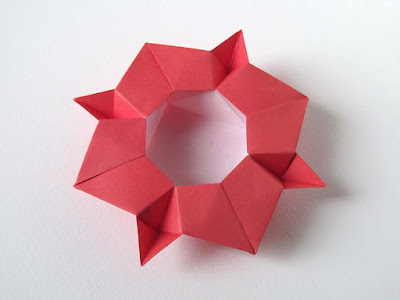 Origami, Scatola cristallina © by Francesco Guarnieri