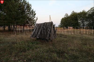 Старый колодец у хутора