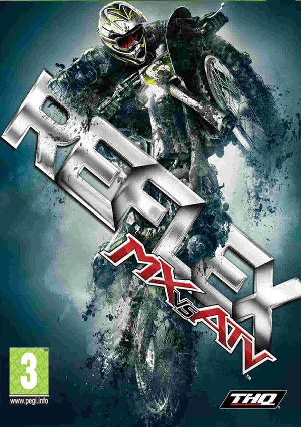 MX VS ATV Reflex Download Cover Free Game