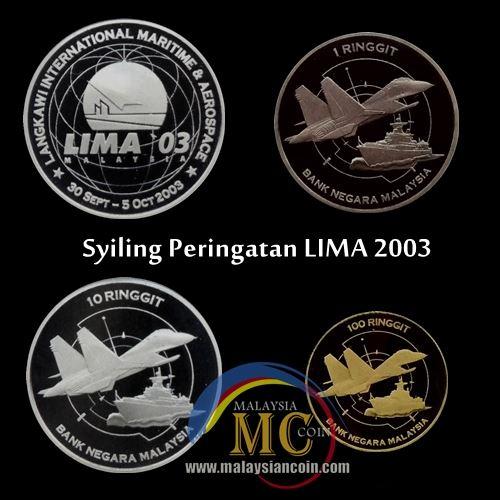 syiling LIMA 2003