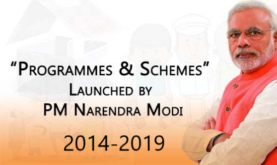 Schemes+and+Campaign+Launched+By+Modi+Government