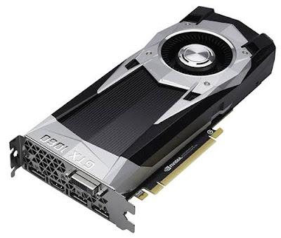 NVidia GeForce GTX 1060 5GBフルドライバーをダウンロード