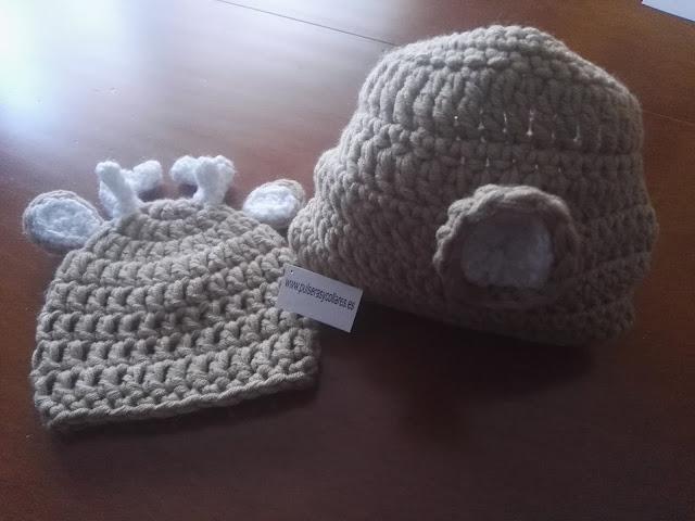 Conjunto de reno para recien nacido