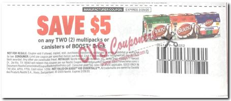 boost $5 off coupon