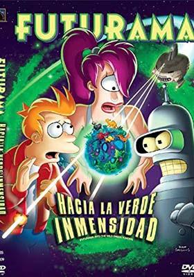 Descargar Futurama Hacia La Verde Inmensidad Mega y Mediafire
