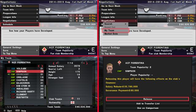 Bagaimana Cara Menambah Uang Master League PES 2014 PSP – 100% Aman!