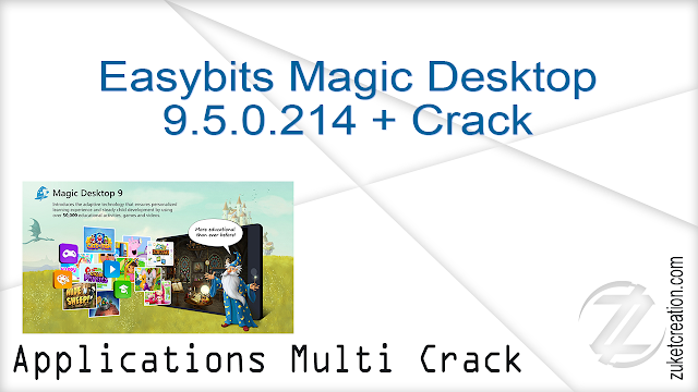 Easybits Magic Desktop 9.5.0.214 + Crack   |  115 MB