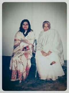 Taru Bala Das and Korobi Saikia