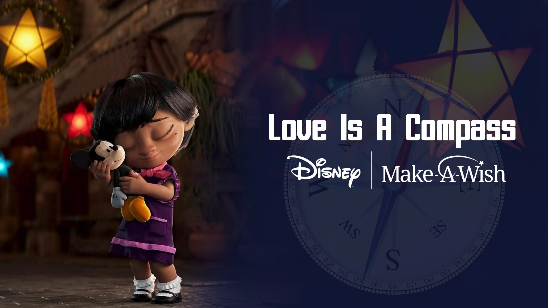 Love Is A Compass - Griff (Disney supporting Make-A-Wish)