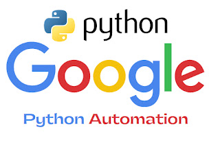Google Python Automation