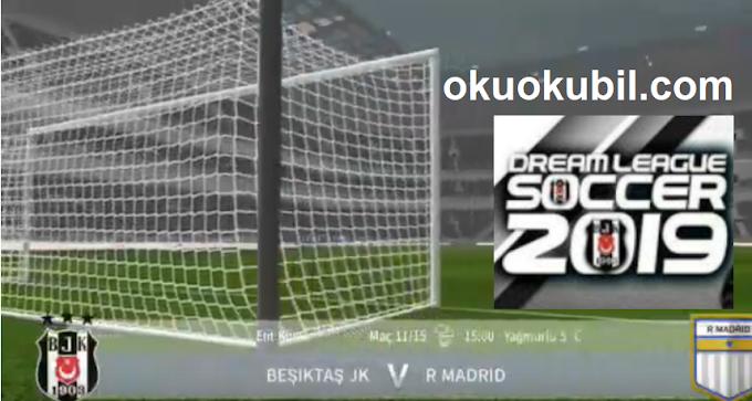 Dream League Soccer Beşiktaş Yeni Efsaneleri Yaması İndir Temmuz 2019
