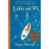 Cover Image, Life of Pi
