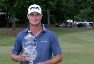 Harris English Wins His First PGA Tour Title