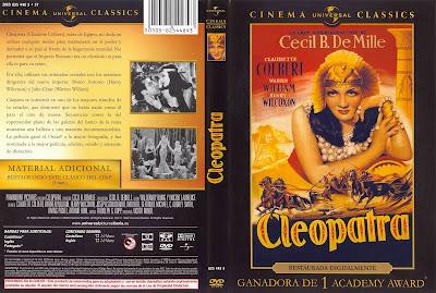 Cleopatra (1934) | Caratula