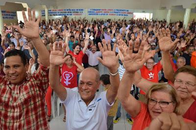 Alagoinhas: Em plenária, Joseildo reafirma candidatura a deputado federal em 2018