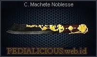 Combat Machete Noblesse