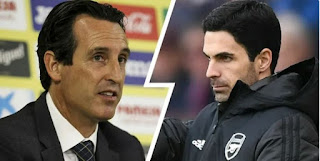 Arsenal to face Unai Emery's Villareal in Europa League semifinals