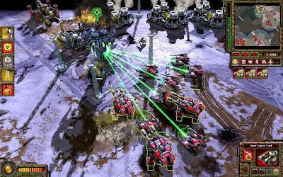 Command and Conquer Red Alert 3 Gameplay