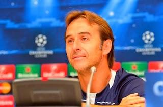 ريال مدريد:جولين لوبيتيجى مديراً فنياً للفريق بعد كأس العالم