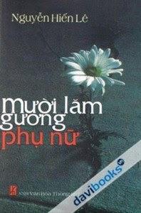 Mười Lăm Gương Phụ Nữ - Nguyễn Hiến Lê