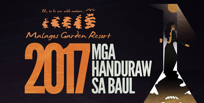 Malagos Garden Resort presents Mga Handuraw sa Baul 2017