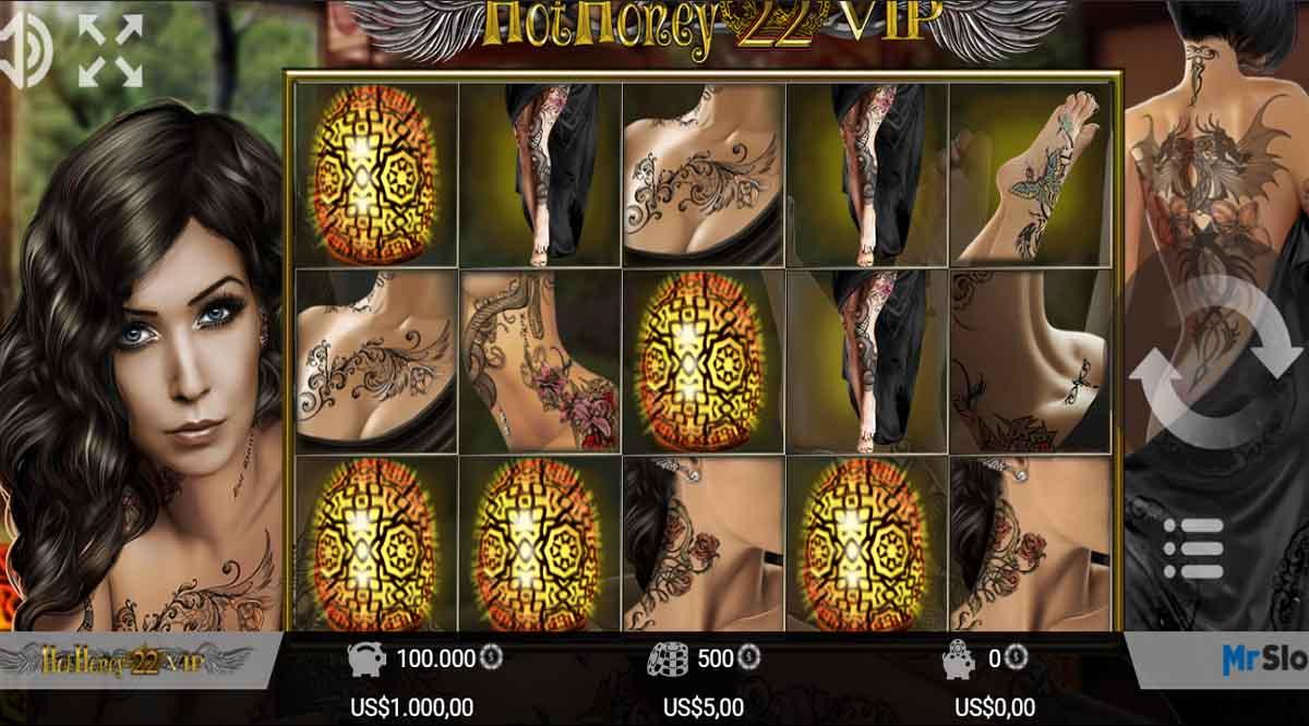 Hot Honey 22 VIP - Demo Slot Online MrSlotty Indonesia