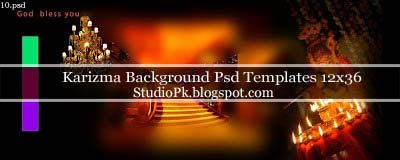 Karizma Backgrounds Psd